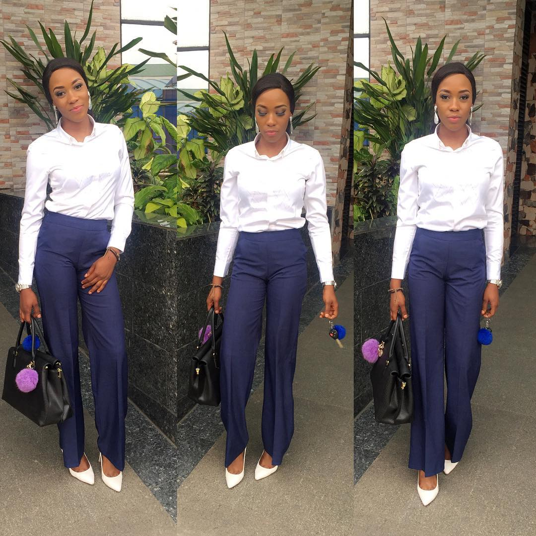 Business Casual Outfit For the Posh Sophisticated Woman