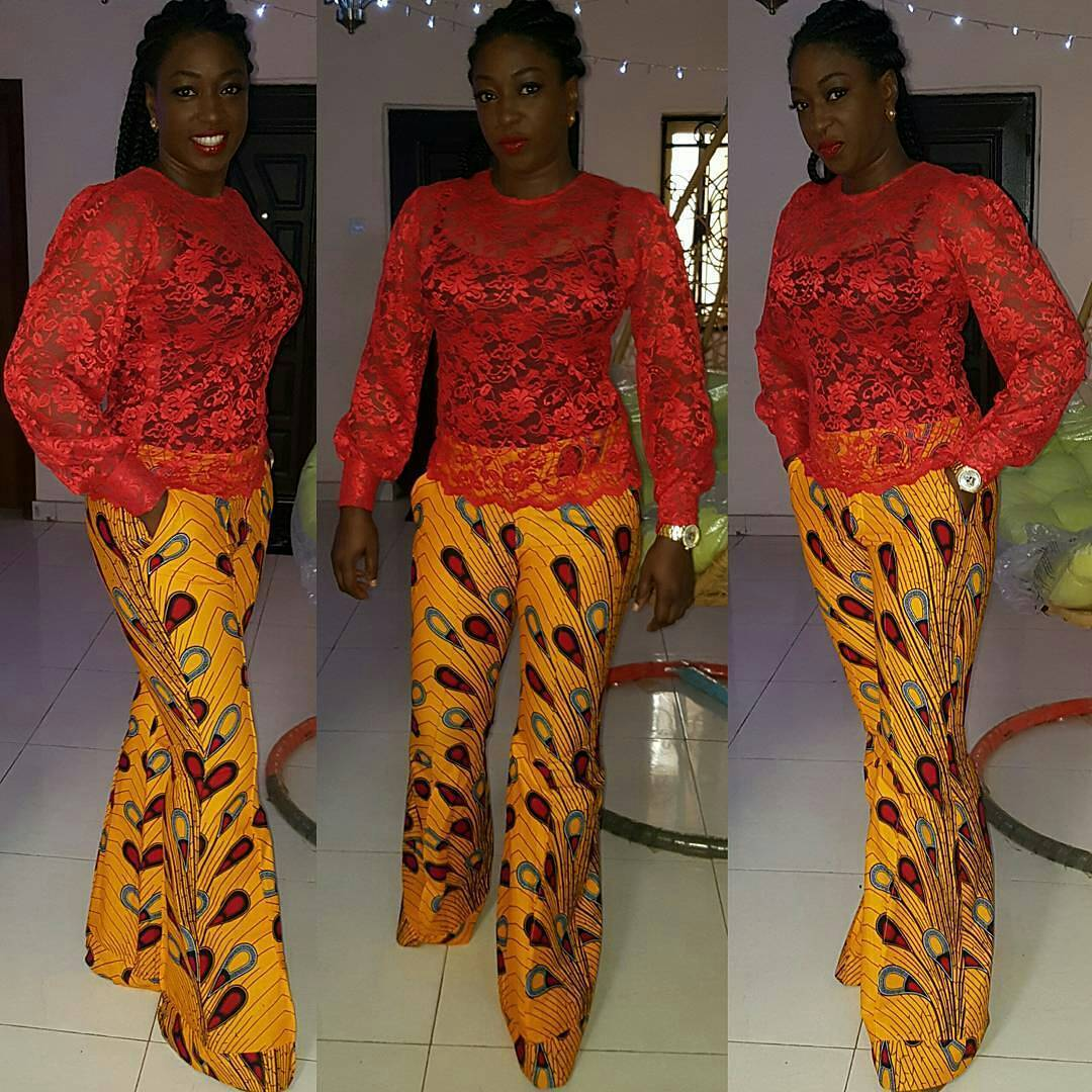 Beautiful And Latest Ankara Style To Begin The Year