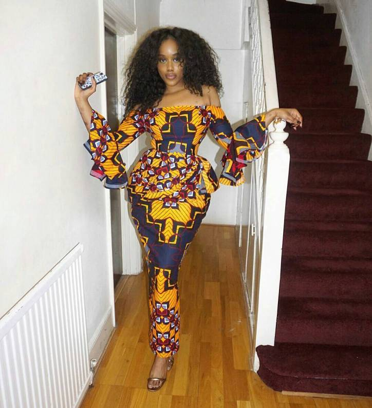 Mid Week Fresh And Stylish Ankara Styles Worth Crushing On