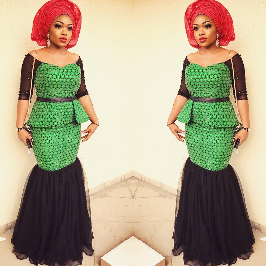 Latest Aso Ebi Trends That Defines Fashion