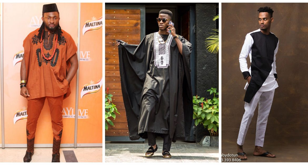 African Native Wears For Men amillionstyles