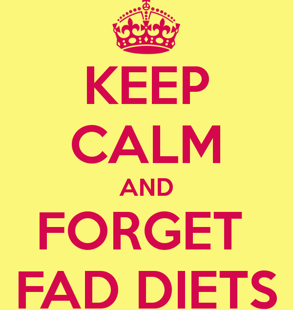Fad Diets: Why They Don't Work
