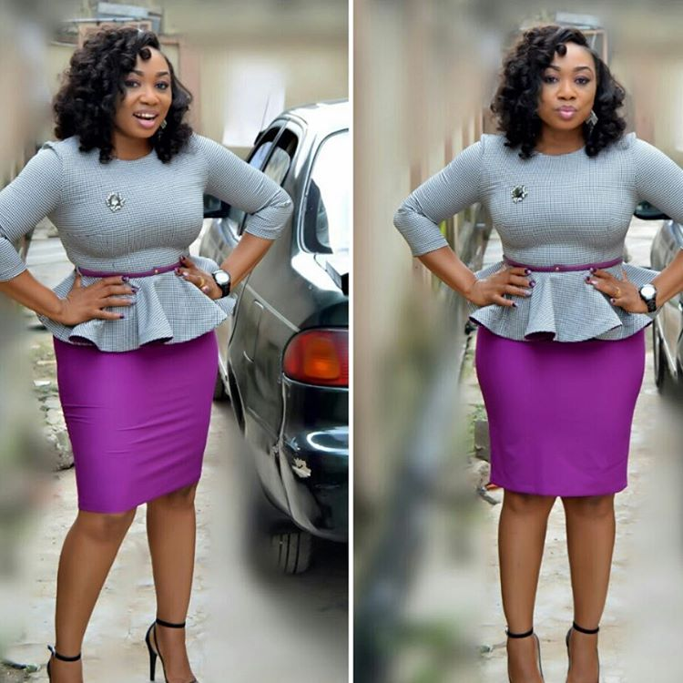 Check Out These Classy Styles Fit For Church