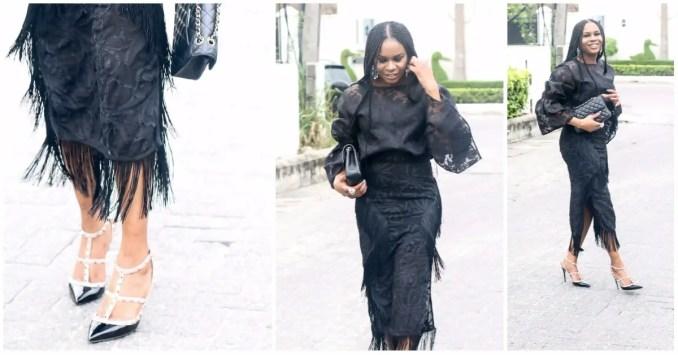 Style Dissection Lookbook 1: Monica Awe-Etuk