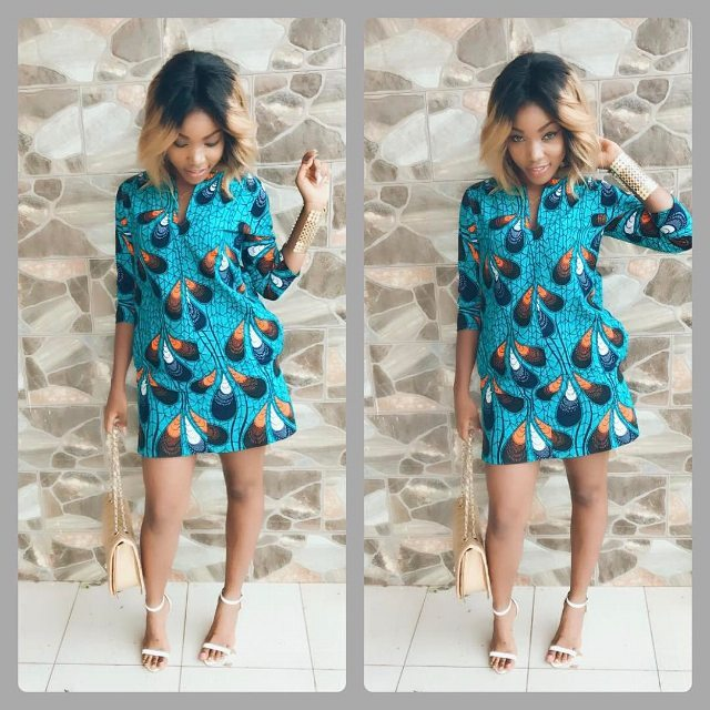SIMPLY AMAZING ANKARA STYLES THAT ARE GOSH!
