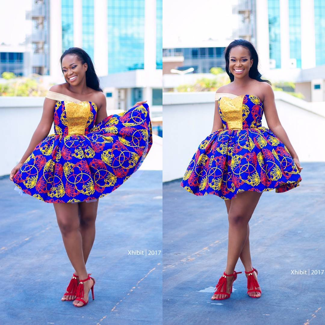 10 Latest And Stunning Ankara Styles You Would