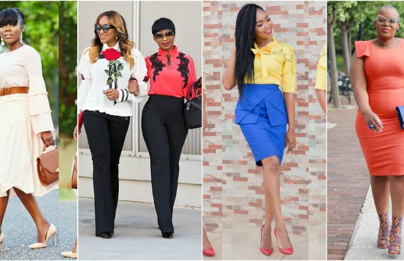 CORPORATE DIVAlICIOUS STYLES THAT'LL MAKE A GREAT WEEK.