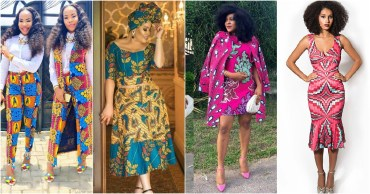 Fabulous Ankara Styles For The Fashion Forward ladies