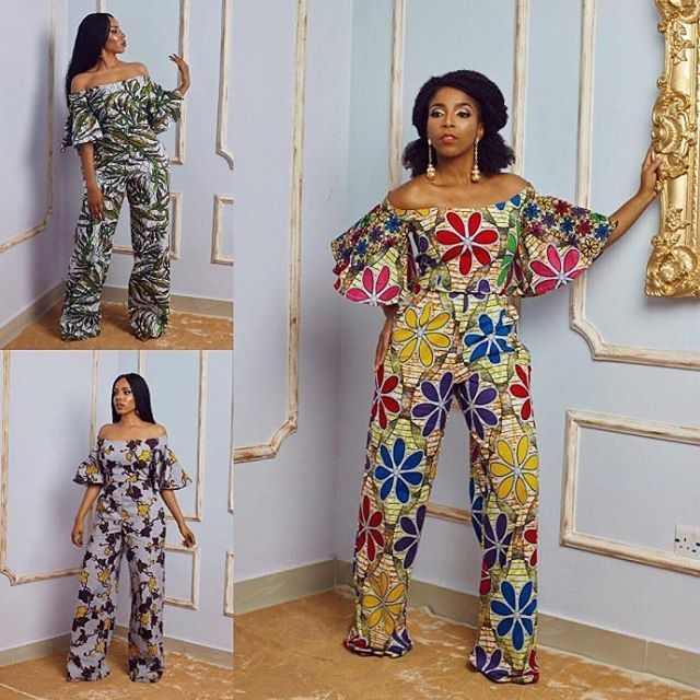 We Love These Beautiful Ankara Jumpsuits A Million