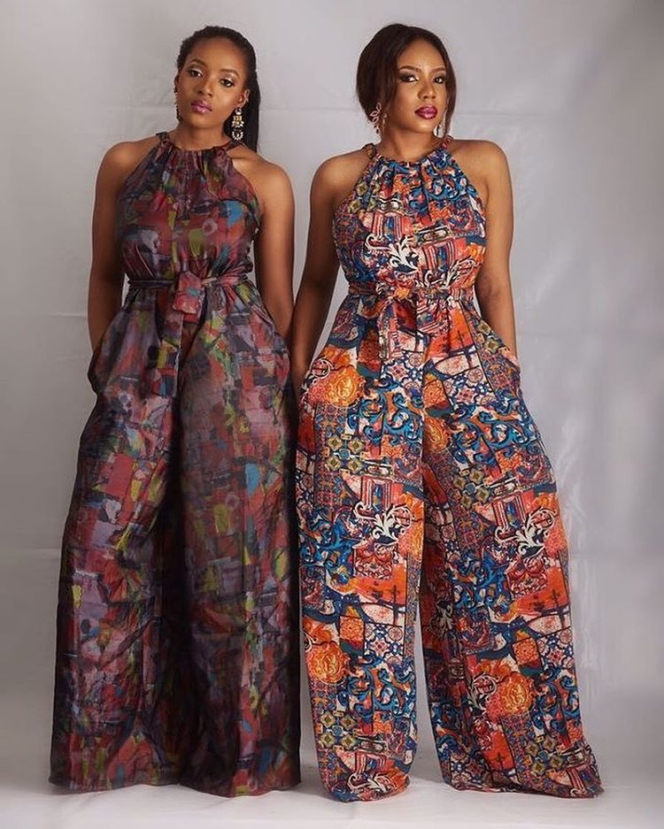 We Love These Beautiful Ankara Jumpsuits! | A Million Styles Africa
