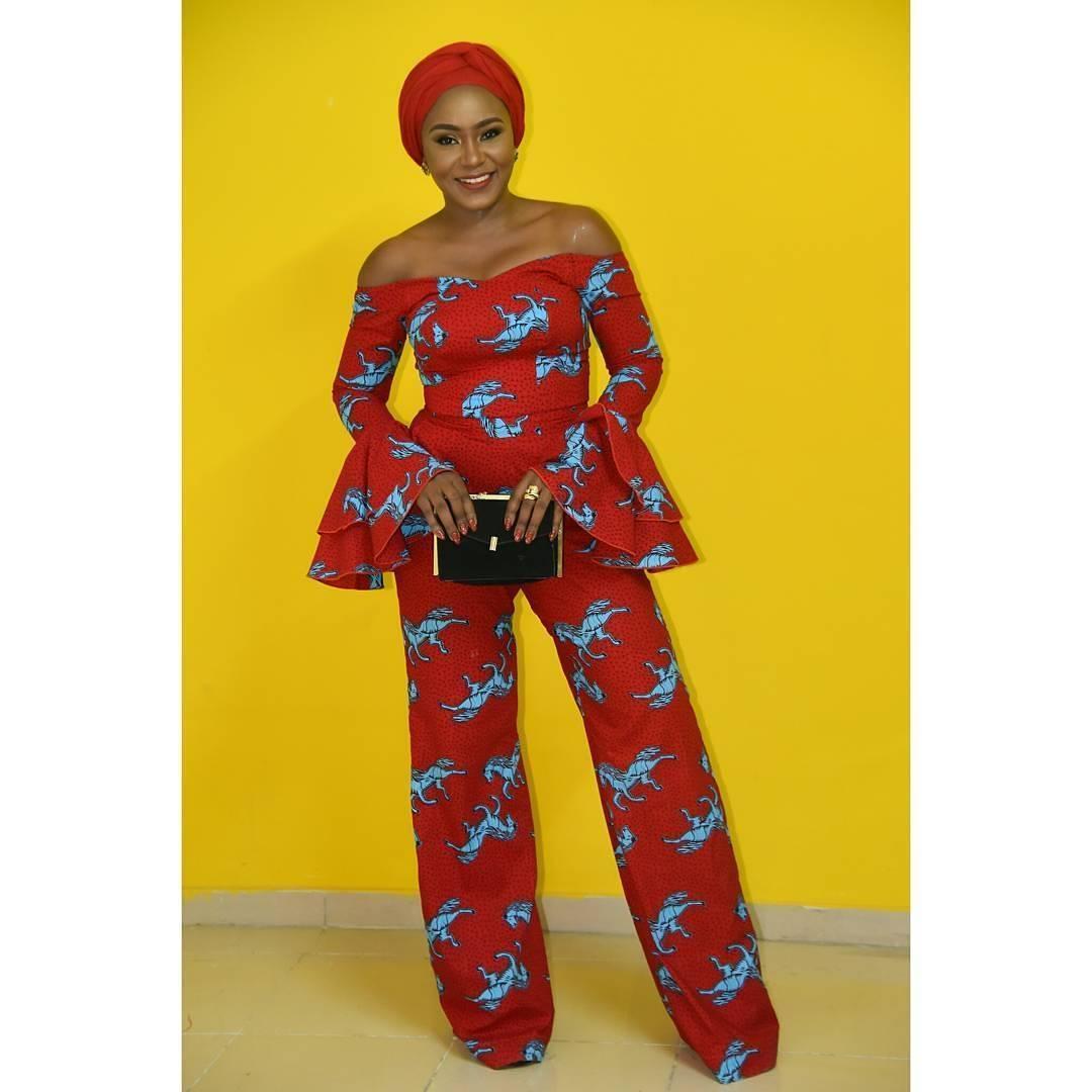 We Love These Beautiful Ankara Jumpsuits! | A Million