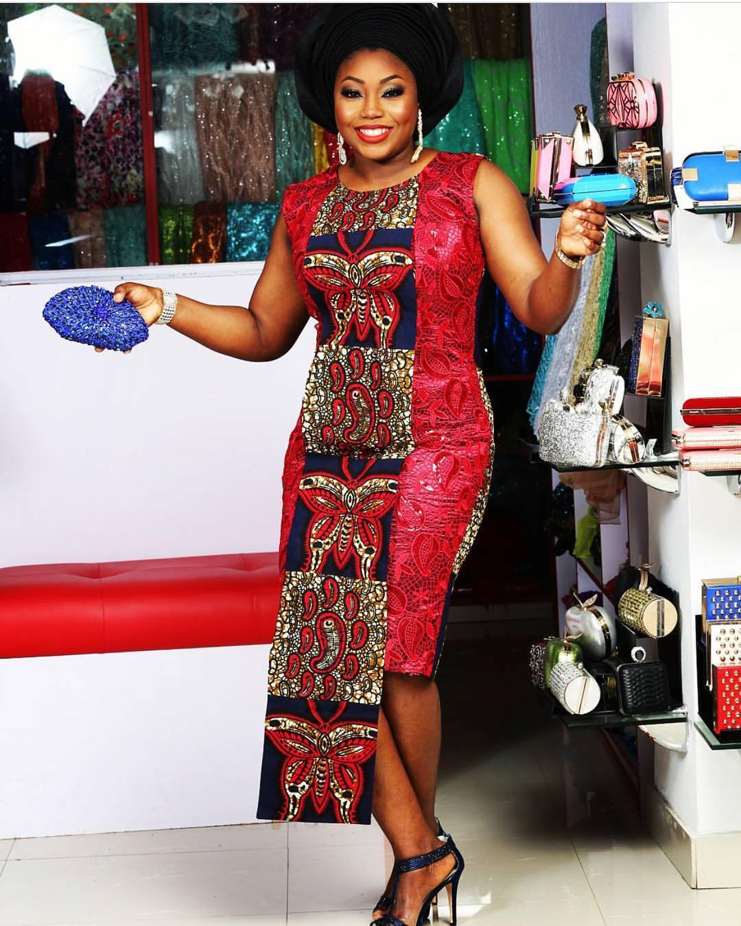 Whet Your Ankara Styles Appetite Here A Million Styles