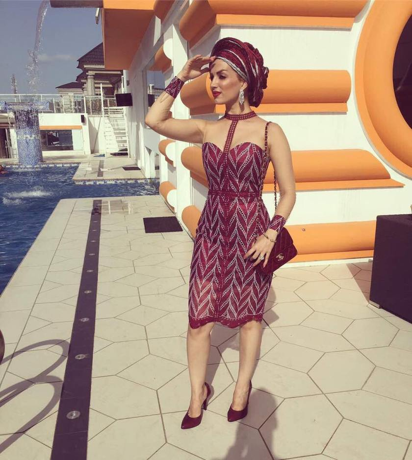 The Best Asoebi Styles For The Week