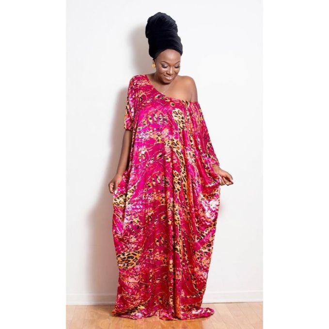 Peep These Easy To Wear Boubu Gowns