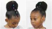 cute natural hairstyle girls