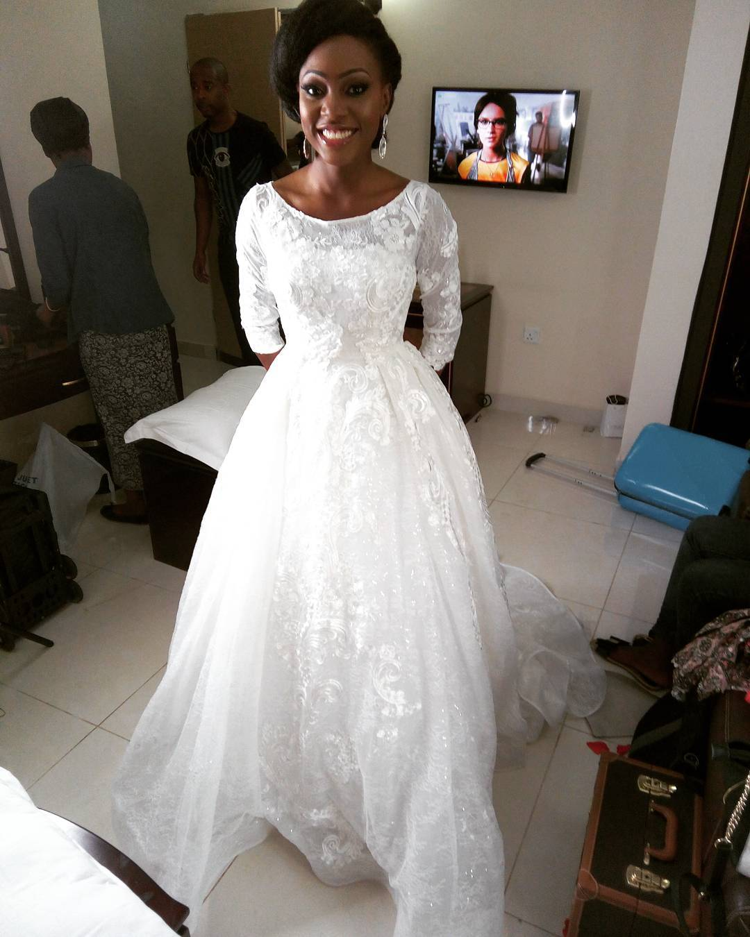 These Nigerian Wedding Dresses Are Fantastic