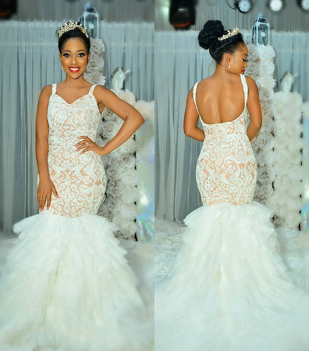 The Bride Gowns For Wedding Reception: Sweet Wedding Reception Dresses
