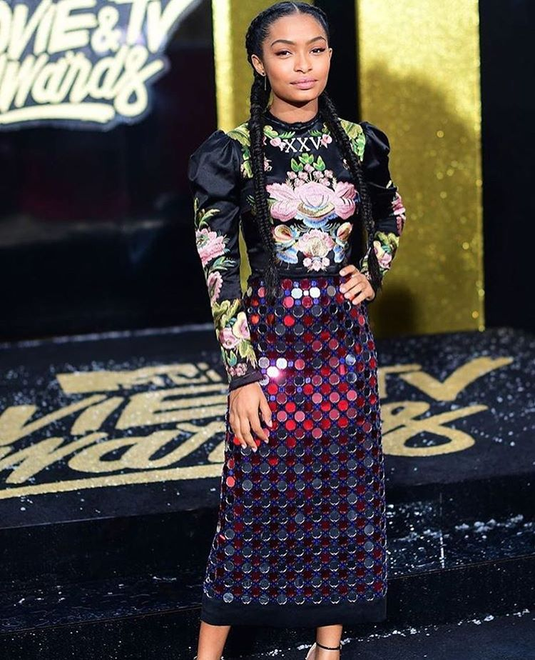 How The Stars Dazzled At The MTV Movie Awards