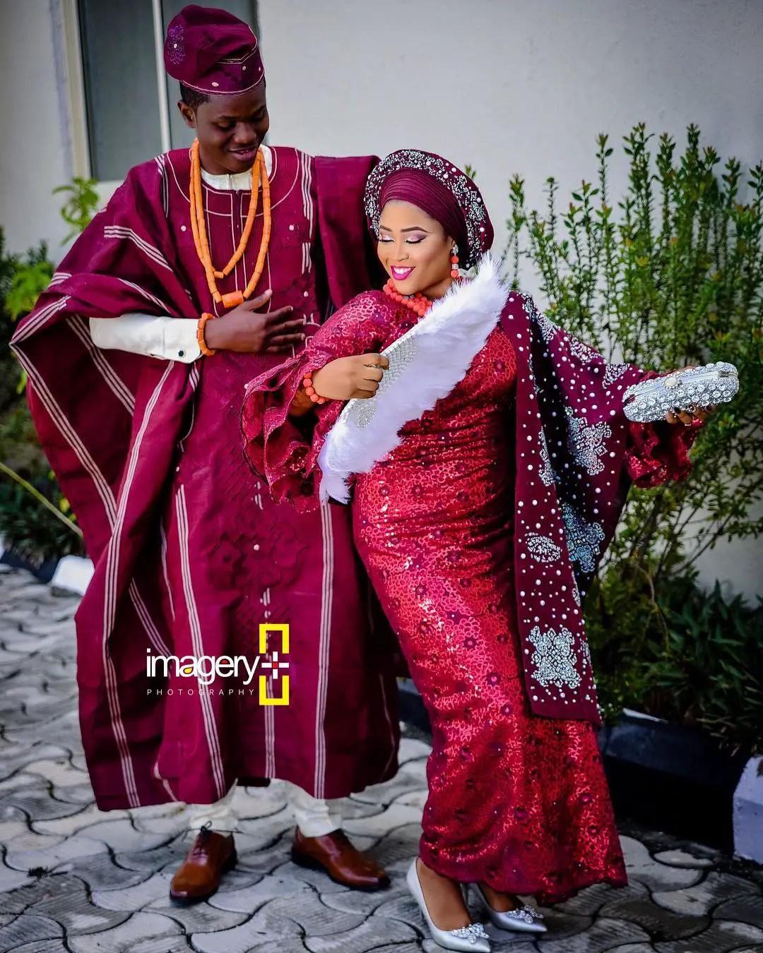 Yoruba Brides Who Slayed at their Traditional Wedding!