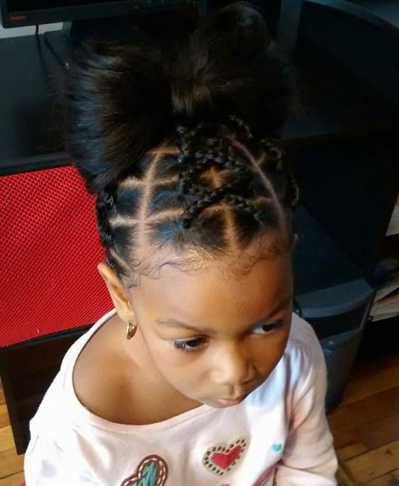 Beautiful Hairstyles For Your Baby Girl