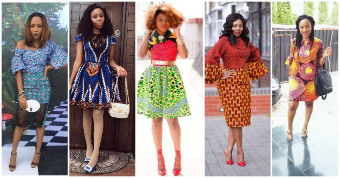 Latest and Fabulous Ankara styles, Divas Slayed Over The Weekend.