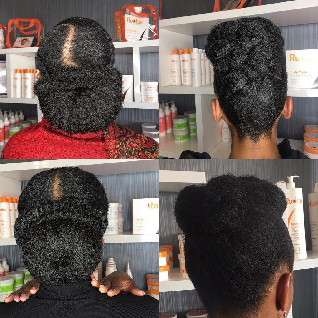 Keeping Up With Beautiful Natural Hairstyles A Million