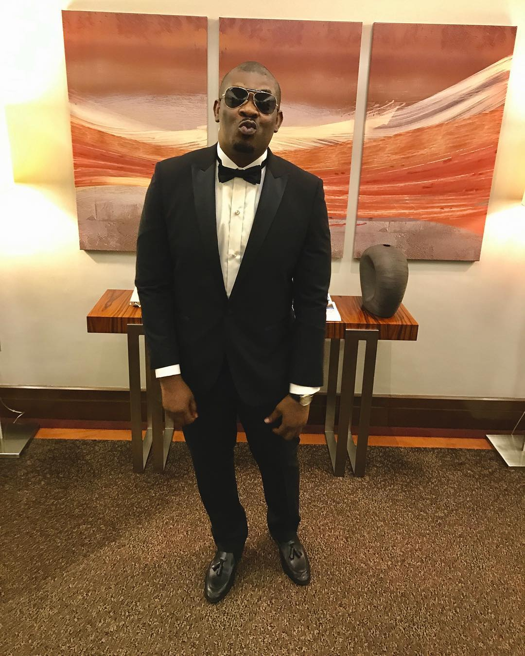 "Fashion Files of Michael ""Don Jazzy"" Collins Ajereh"
