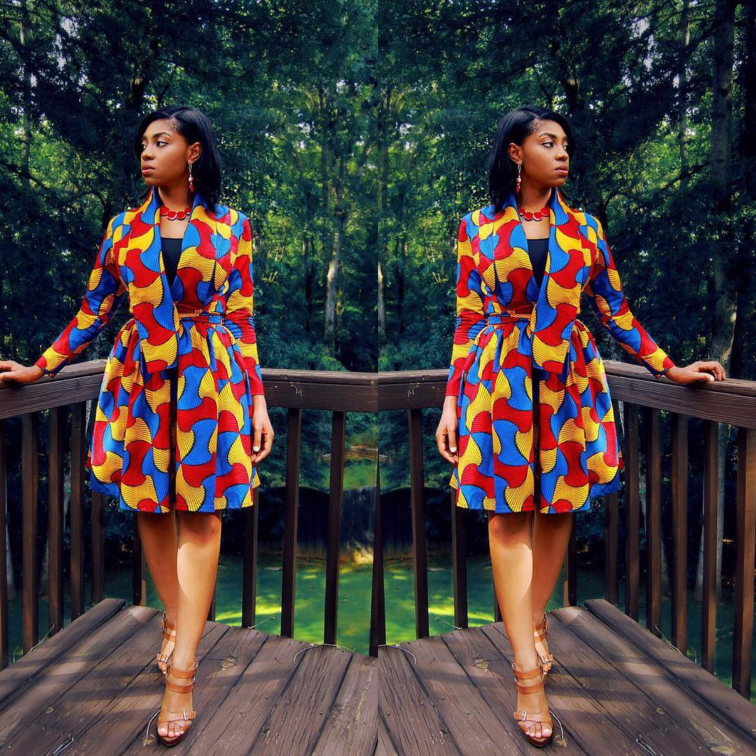 Simple Ankara Styles That Are Still Relevant A Million Styles Africa
