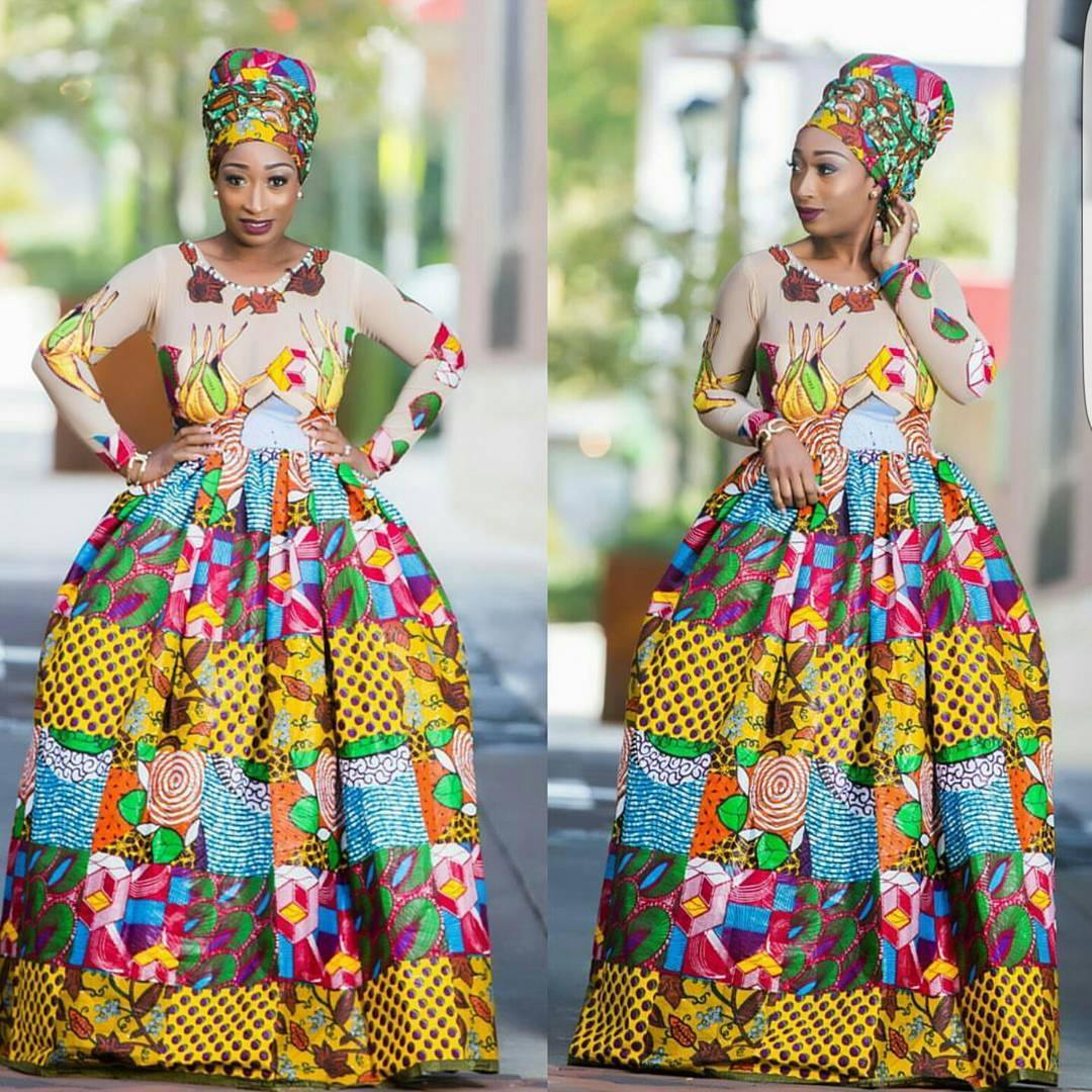 These Women Can Slay Ankara Styles For Africa - A Million ...