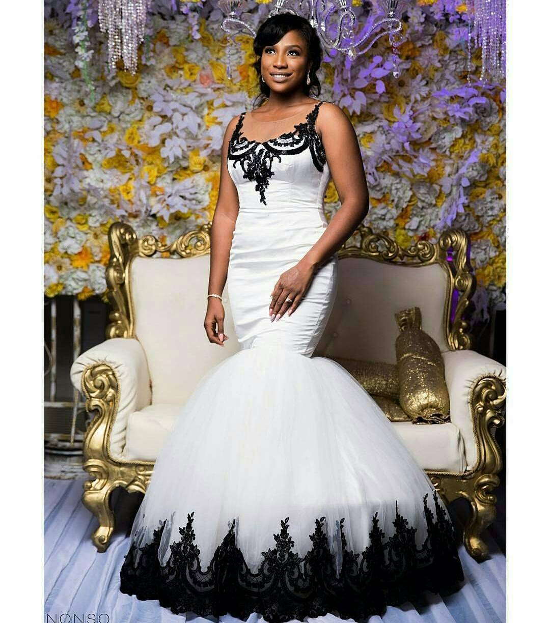When Your Wedding RecHere Are Our Favourite Asoebi Styles Of The Week June 10-16