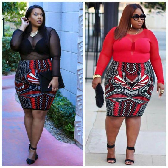 Fashion For The Big, Bold Beautiful Girls! Lookbook 2