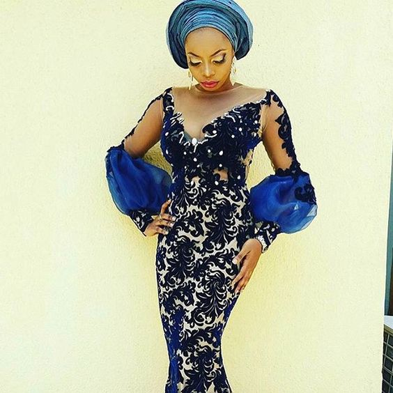 Saturday Owambe Asoebi Outfits