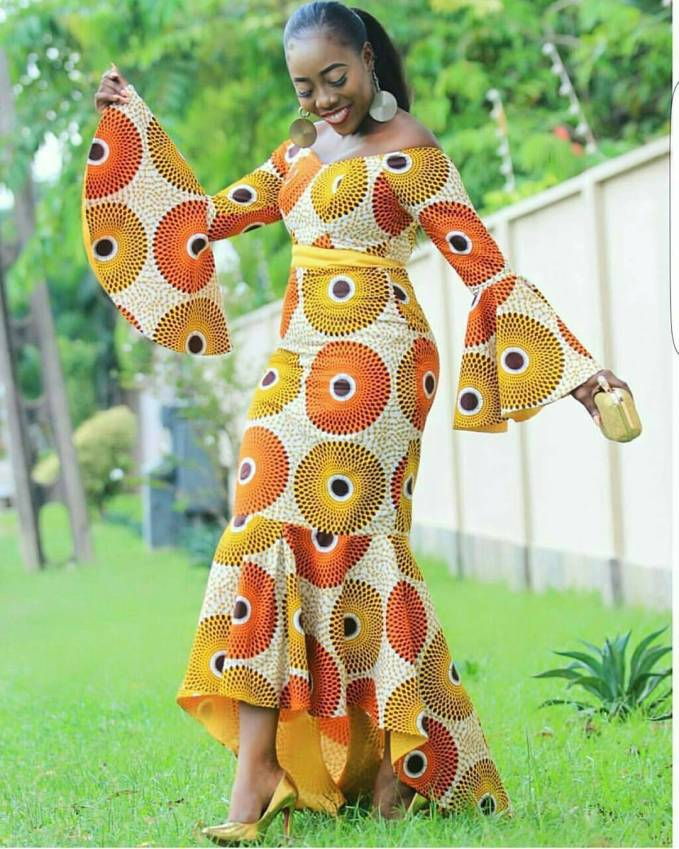 Make The Most Of your Weekend In These Dazzling Ankara styles.