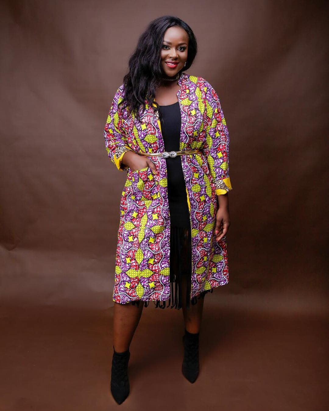 Beautiful Ankara Styles Perfect For The Office This Week