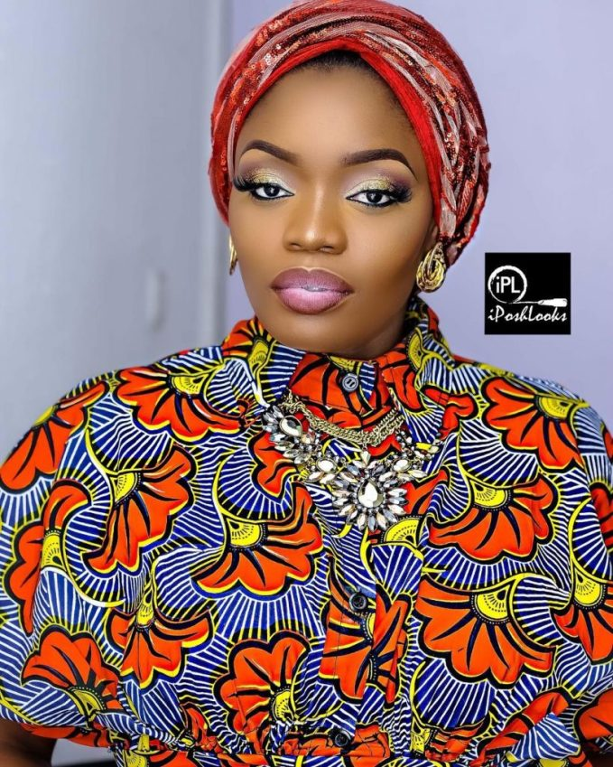 #BBNaija Bisola Took The Ankara Cap Dress To Another Level