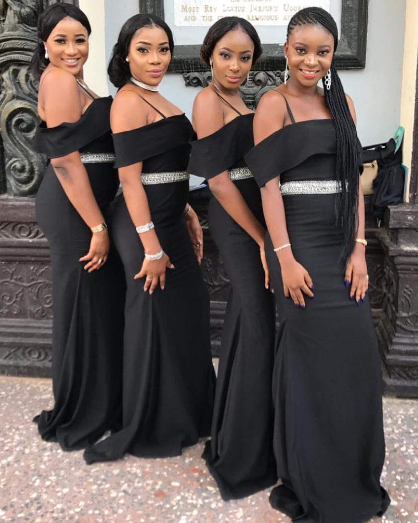 Let Your Girls Look Great In these Lit Bridesmaids Dresses
