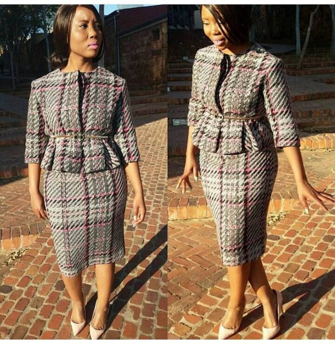 Fab Female Corporate Fashion For New Week
