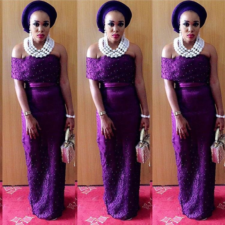 Head Turning Latest Asoebi Styles That Will Leave You Speechless