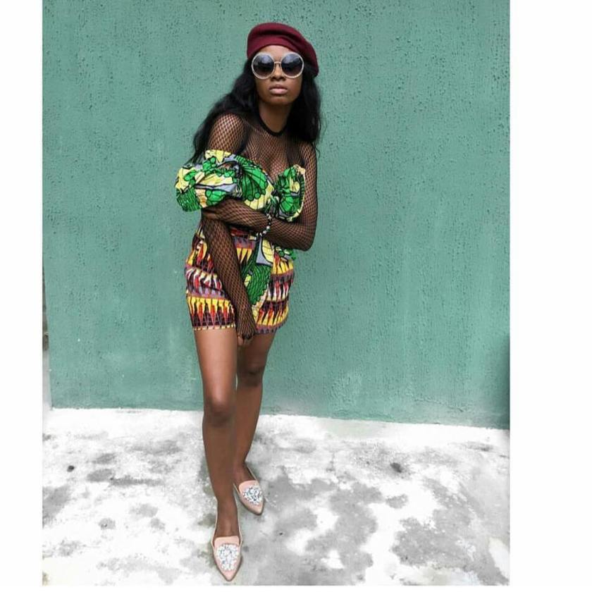 We Can't Get Enough Of Mix-Match Ankara Styles