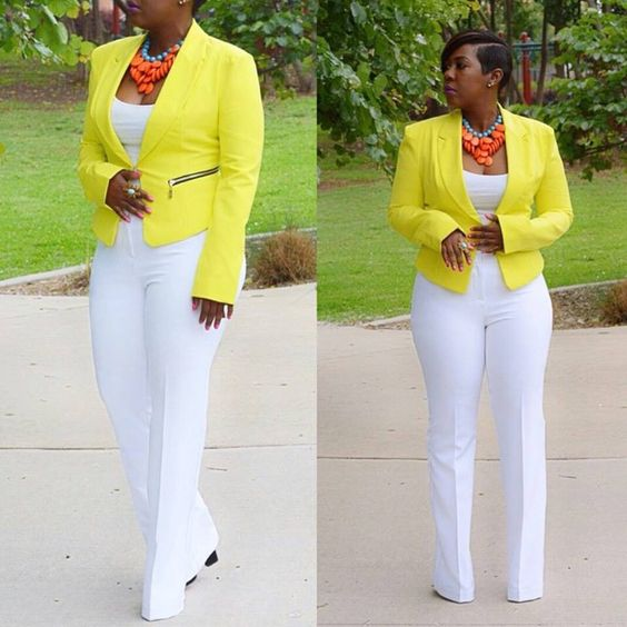 Myriad of Ways To Style High Waist Trousers