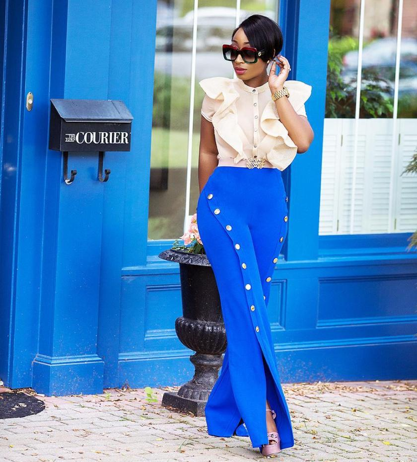 WCW: The Fashion Chronicles of Style Blogger Chic Ama