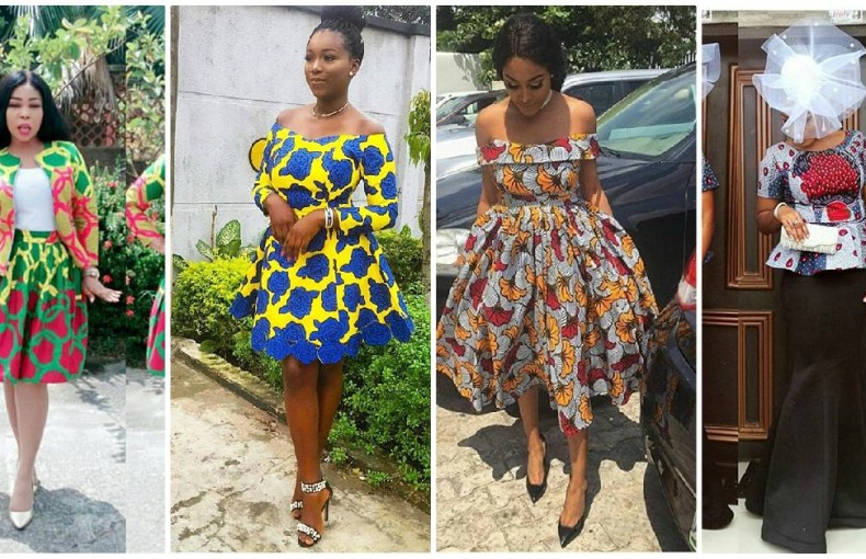Trendy Thursday Ankara Styles To Get In Handy For The Weekend