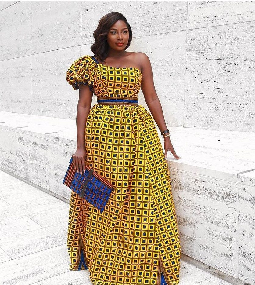 Queens That Slayed Dazzling Latest Ankara Styles A Million Styles Africa