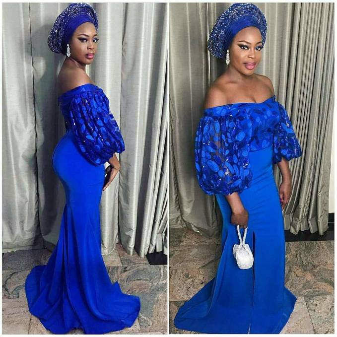 We Give Standing Ovation For These Fantastic Latest Asoebi Styles