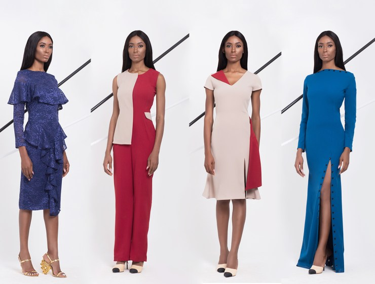 IMO, The Gorgeous Self-Aware Collection by Tife