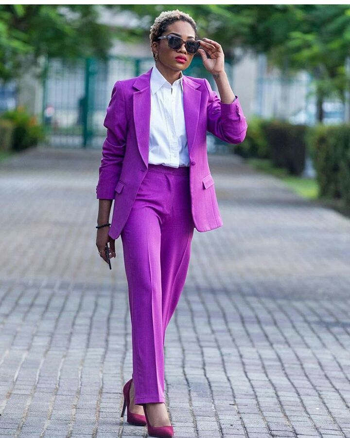 Fashionable Monday! Latest Corporate Styles For Work