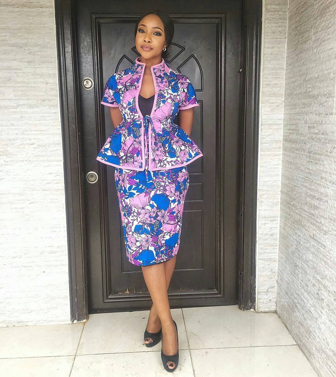 8 Lovely Latest Ankara Designs For Friday A Million Styles Africa