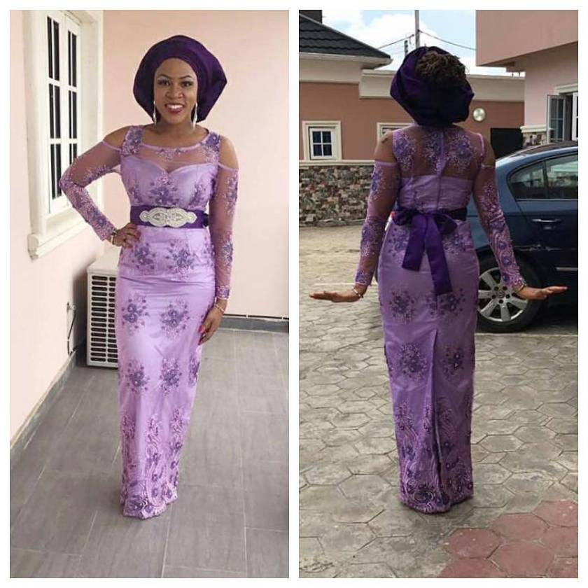 We Have Got Even More Unique Latest Asoebi Styles Here!!