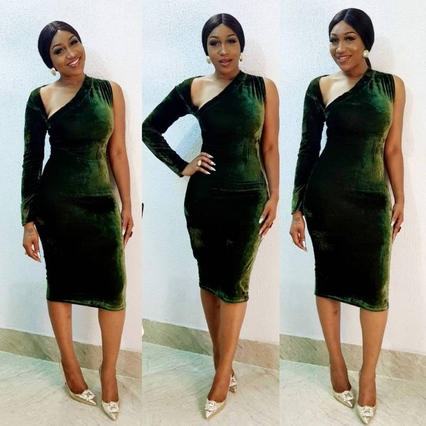 Who Wore It Best: Ebube, Stephanie, Bella or Linda? Lookbook 15