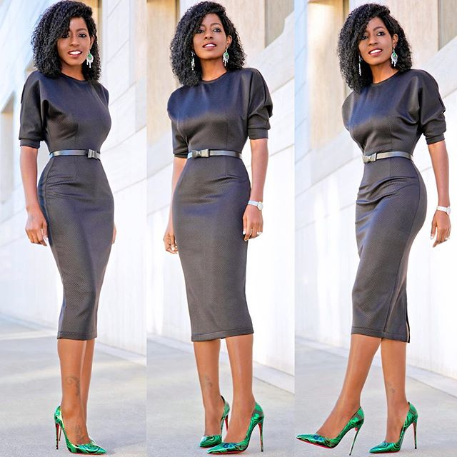 Stylish Ways To Turn Up To Church This Sunday